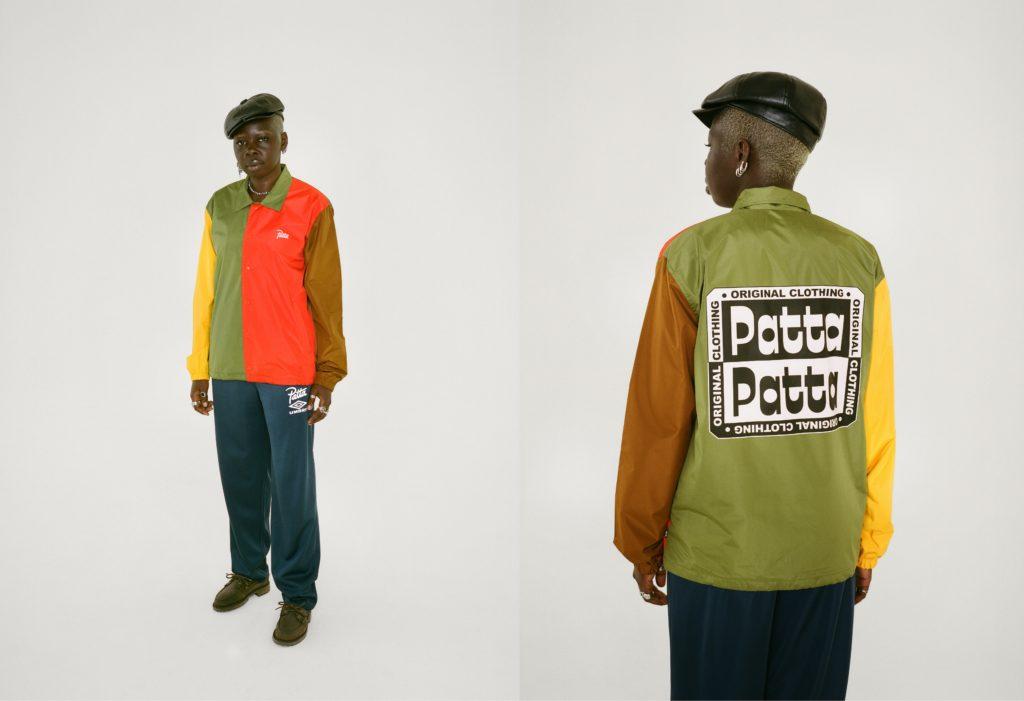 Patta original clothing jacket