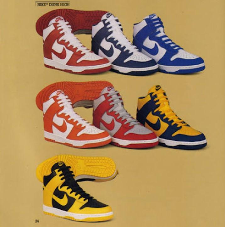 Nike Dunk High OG