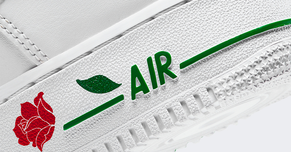 Air Force 1 Low Rose Have a Nike Day
