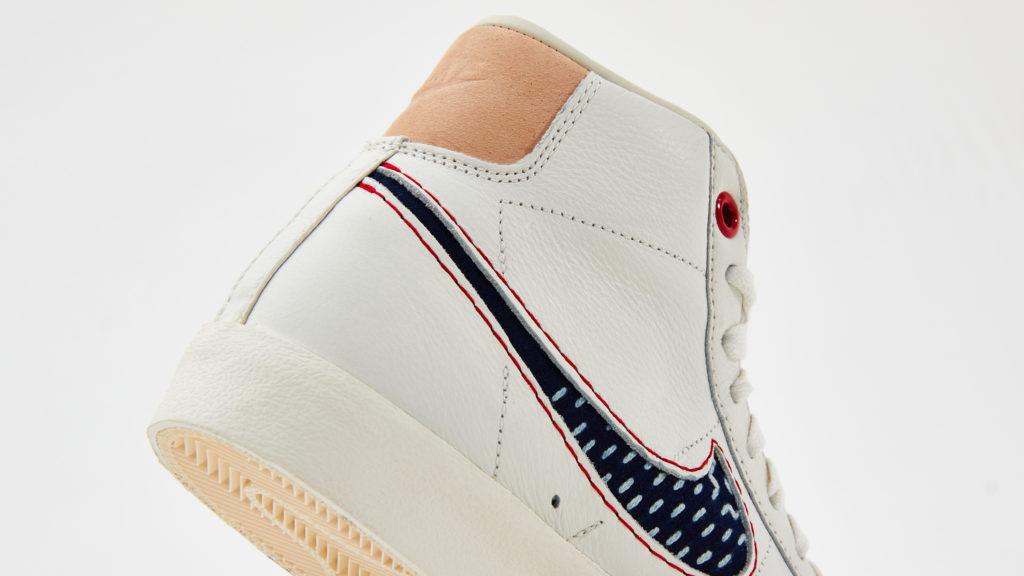 DENHAM Nike Blazer Mid