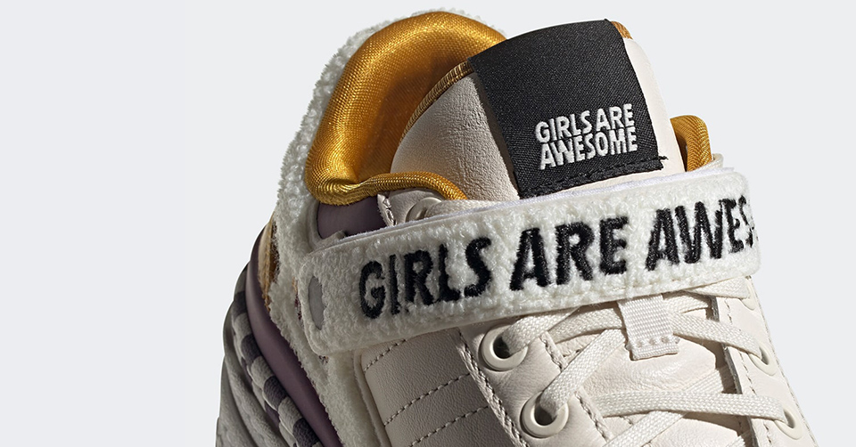 Girls Are Awesome x adidas