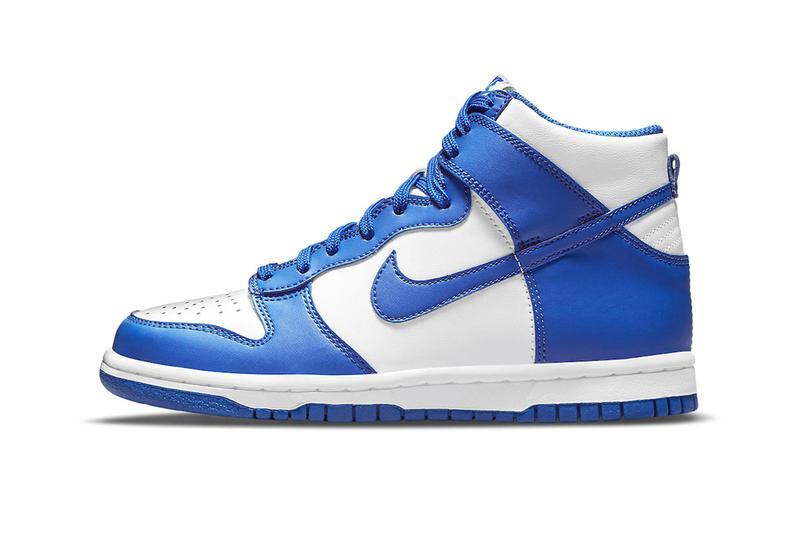 Nike Dunk High 'Game Royal' | DD1399-102