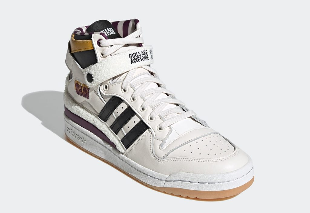 Girls Are Awesome x adidas Forum High | GY2632