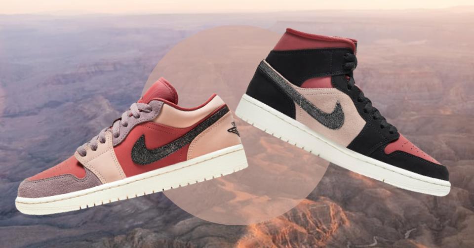 Air Jordan 1 'Canyon Rust'