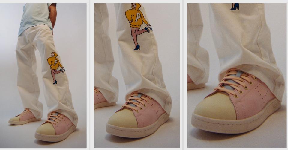 Palace x adidas Stan Smith