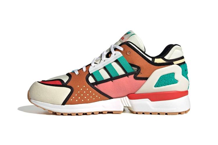 The Simpsons adidas ZX 10000