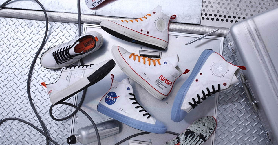 NASA x Converse