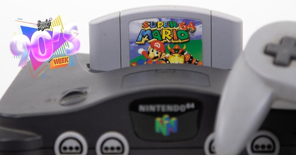 90s gaming