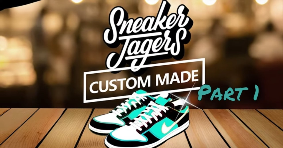 Sneakers customizen