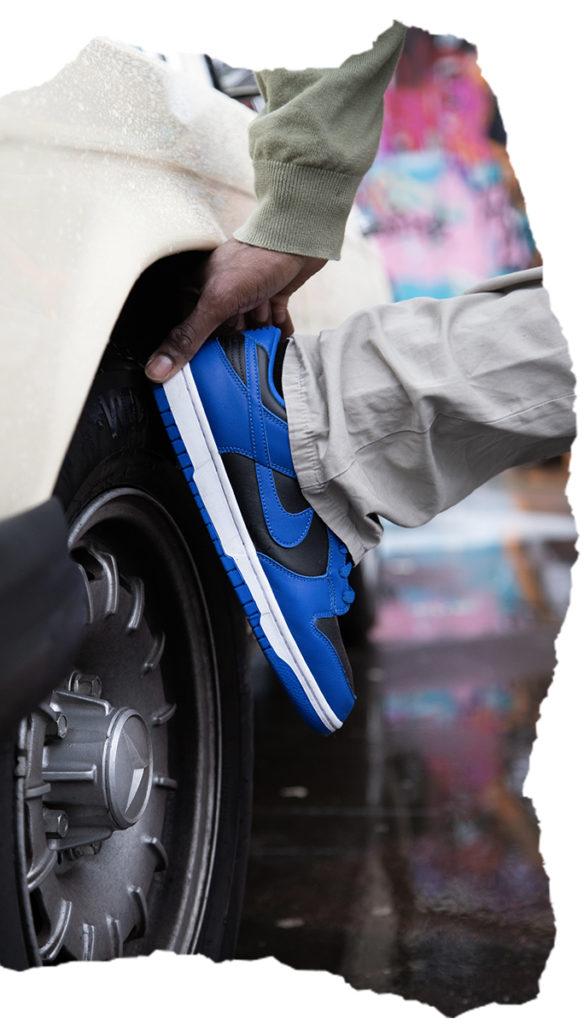 Nike Dunk Low 'Hyper Cobalt'