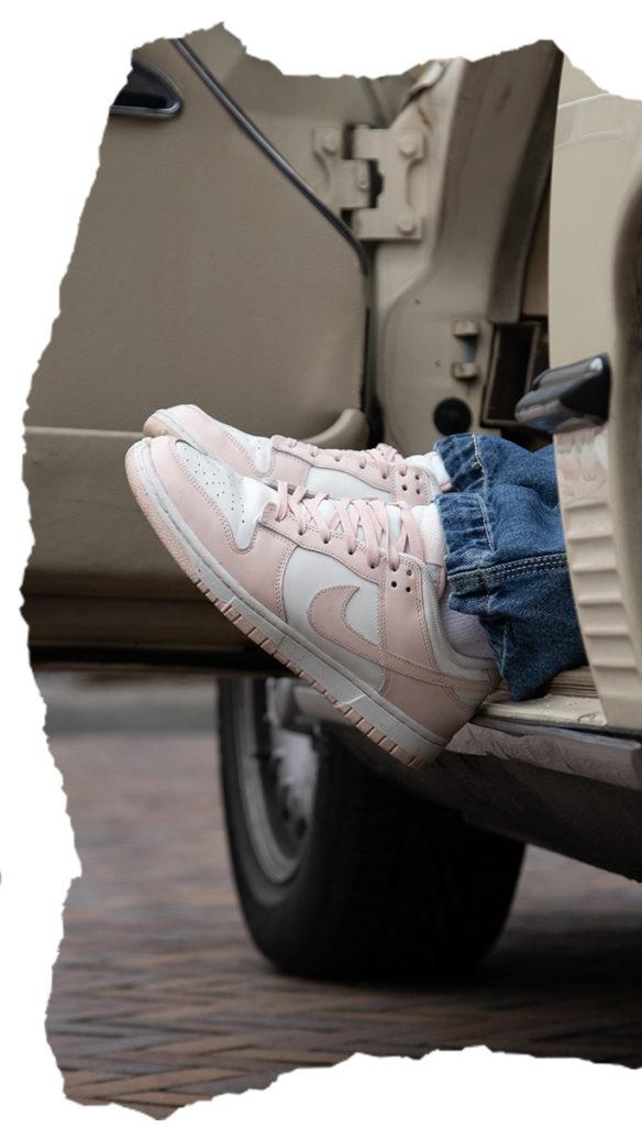 Nike Dunk Low 'Orange Pearl'