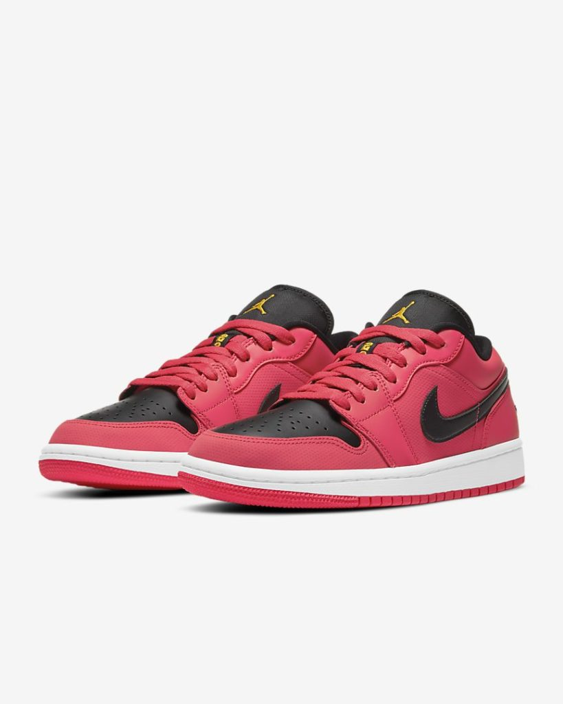 Air Jordan 1 Low 'Siren Red' | DC0774-600