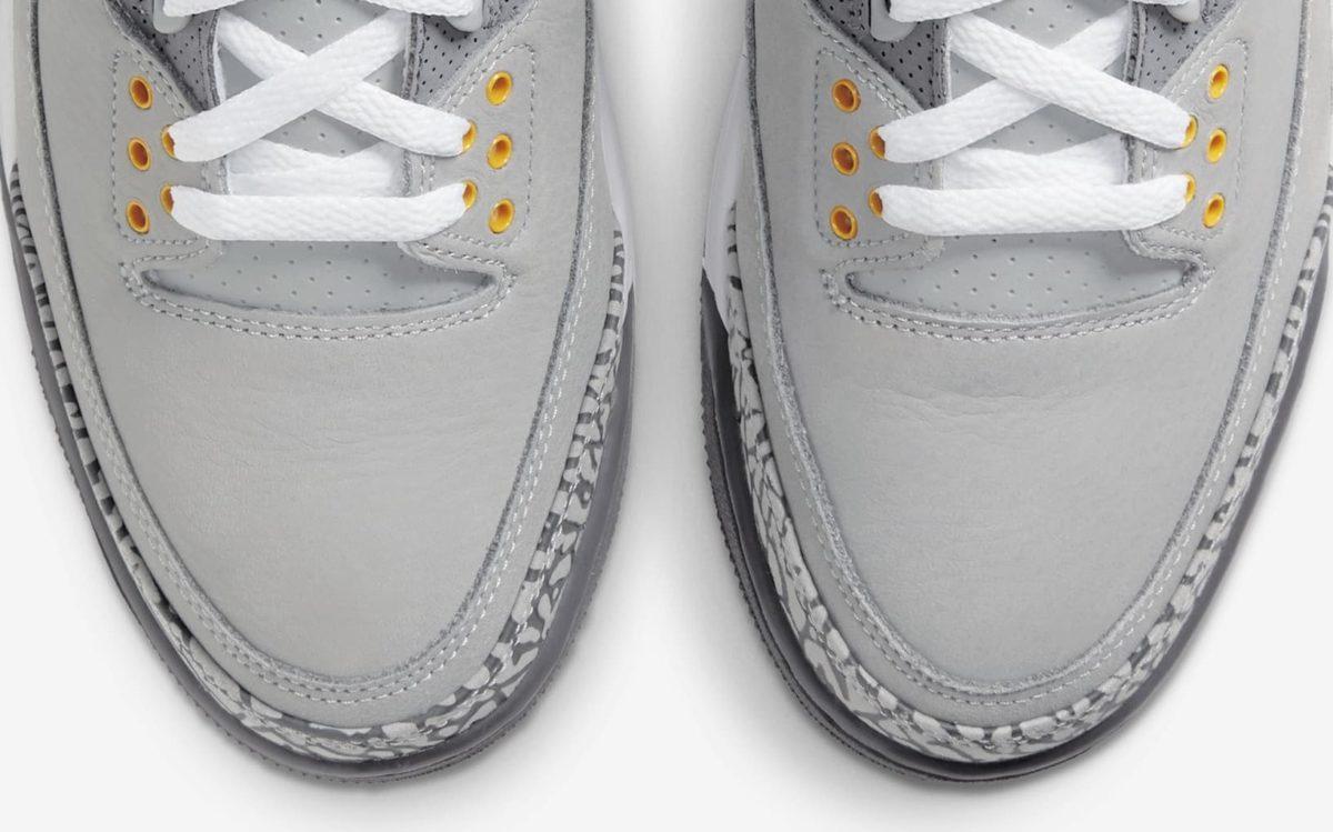 Air Jordan 3 Retro 'Cool Grey'