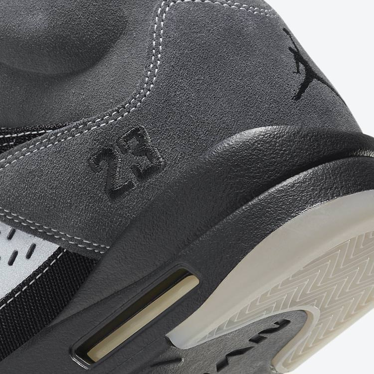 Air Jordan 5 'Anthracite'