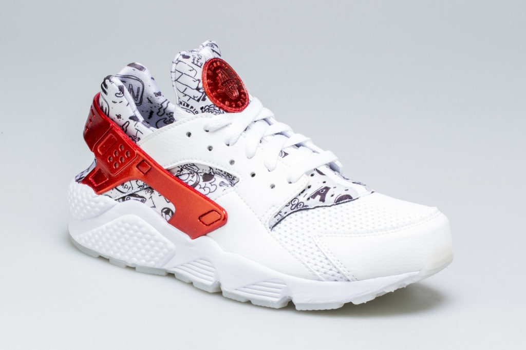 Nike Air Huarache x Shoe Palace