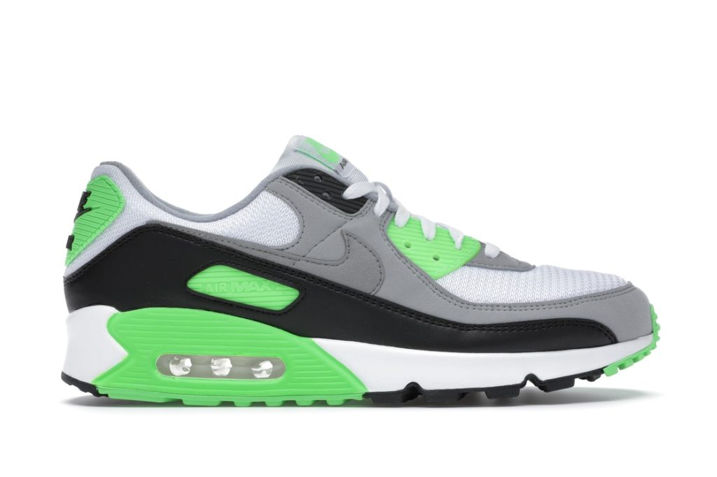 Nike Air Max 90 Recraft Lime