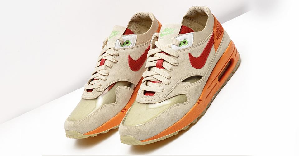 Nike Air Max x Clot 2006