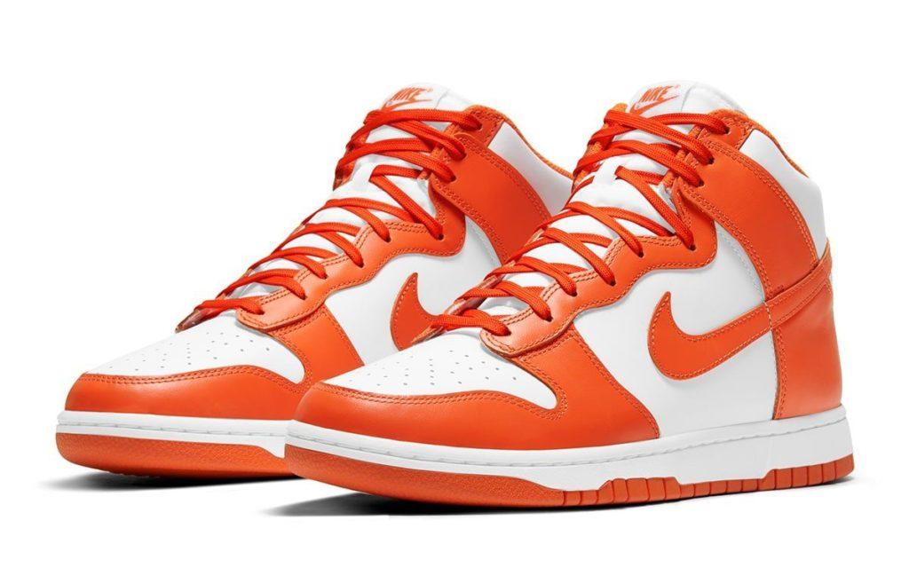 Nike Dunk High SP 'Syracuse'