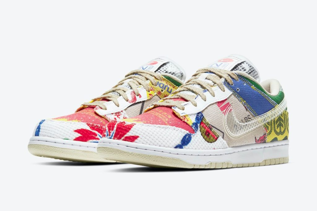 Nike Dunk Low 'Thank You For Caring'