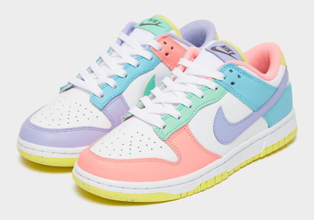 WMNS Nike Dunk Low easter pastels | soft light pink