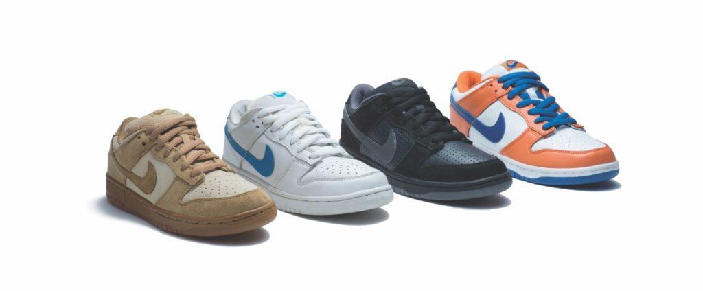 Geschiedenis Nike SKateboarding