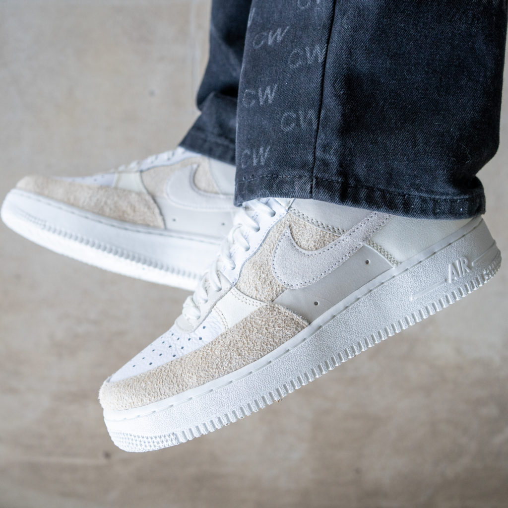 NIKE WMNS AIR FORCE 1 '07 'COCONUT MILK