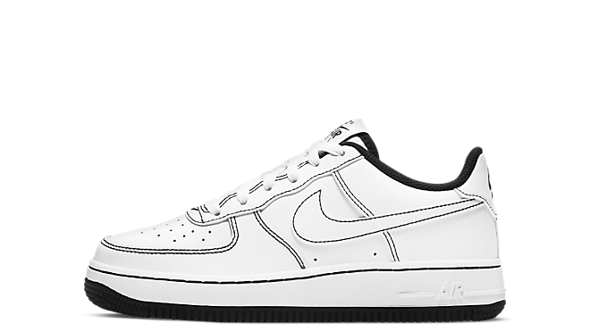 Nike contrast