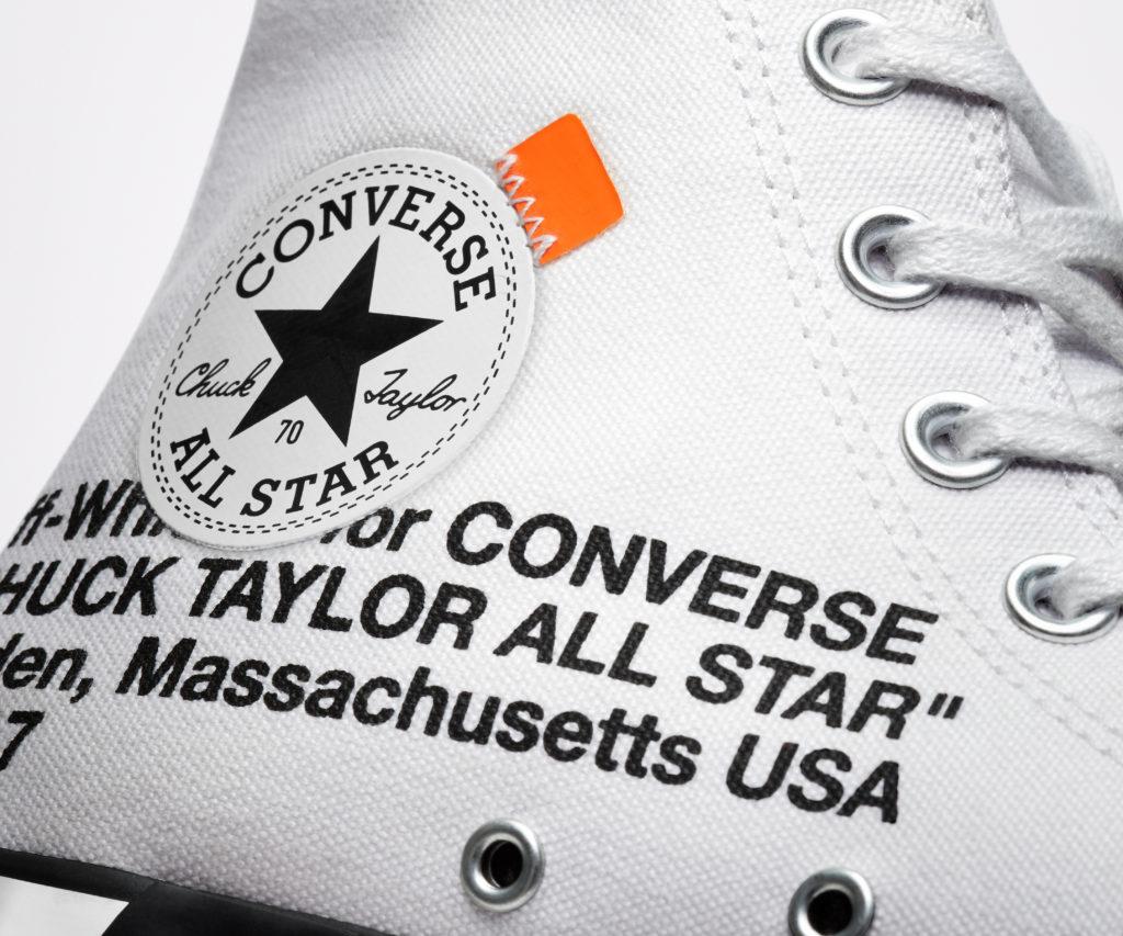 restock Converse Chuck Taylor All-Star 70s Hi Off-White   163862C