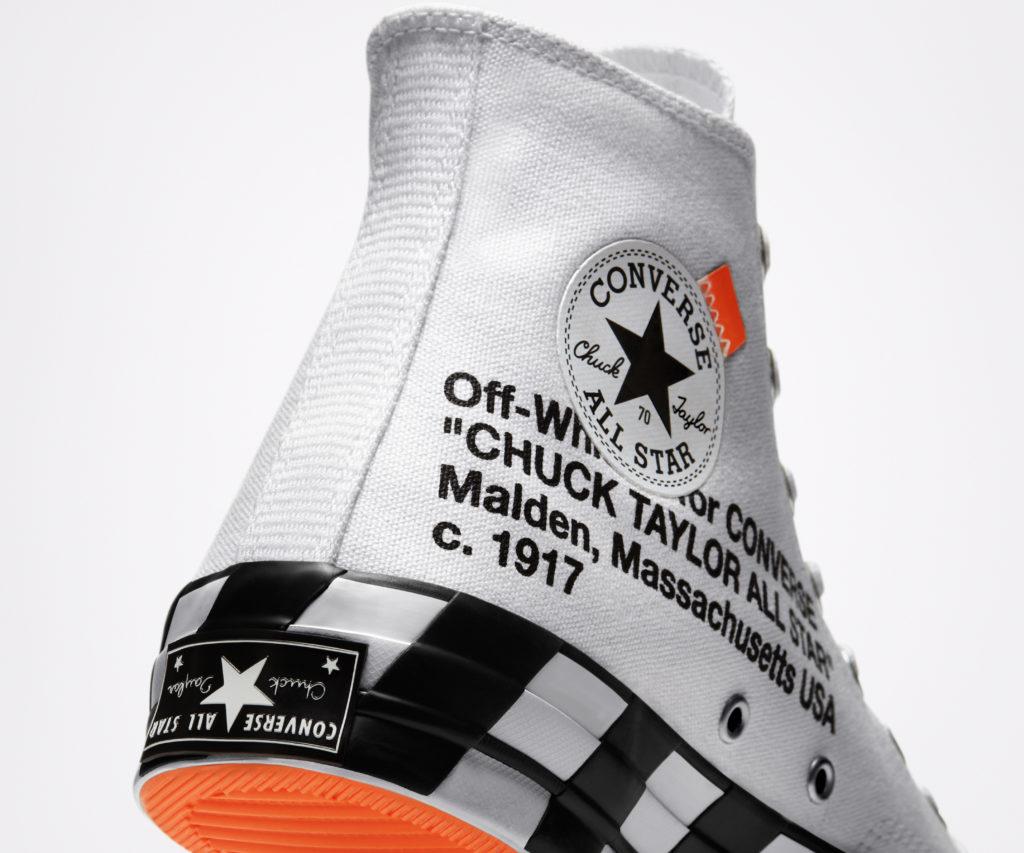 Converse Chuck Taylor All-Star 70s Hi Off-White   163862C restock