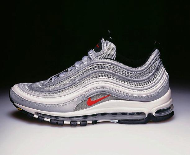 Nike Air Max 97 'Silver Bullet'