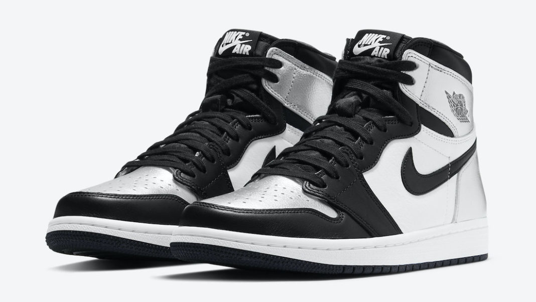 Jordan 1 Retro High Silver Toe (W) | CD0461-001