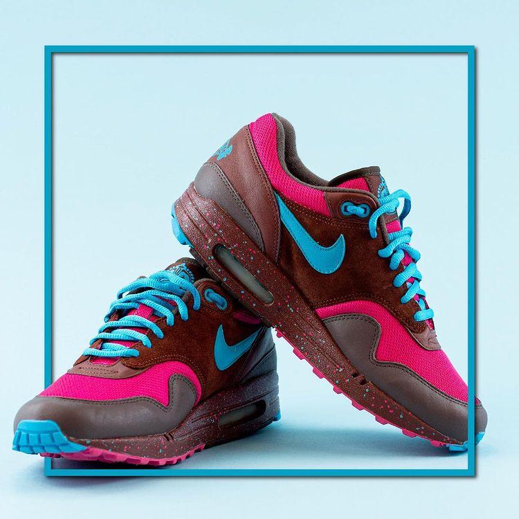 Parra x Nike Air Max 1 'Amsterdam'