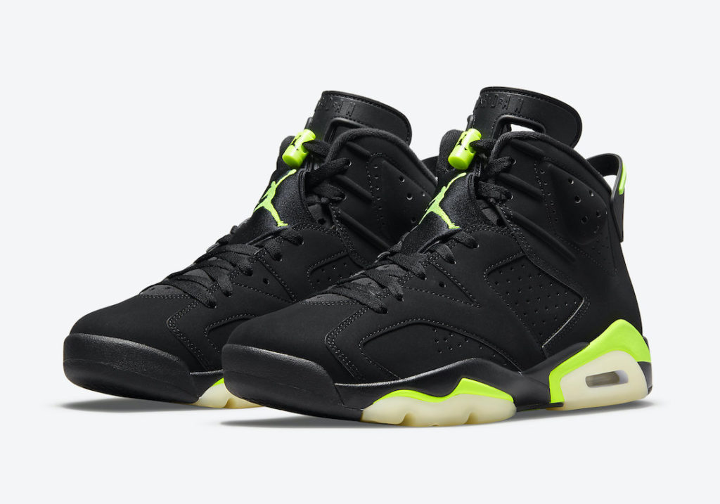 Air Jordan 6 'Electric Green'