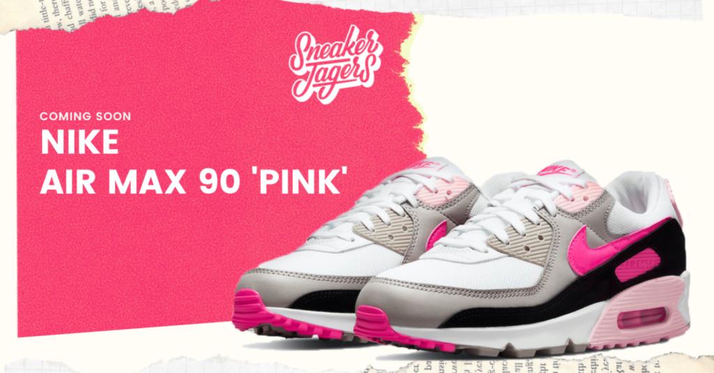 Air Max 90 pink - sneakerjagers