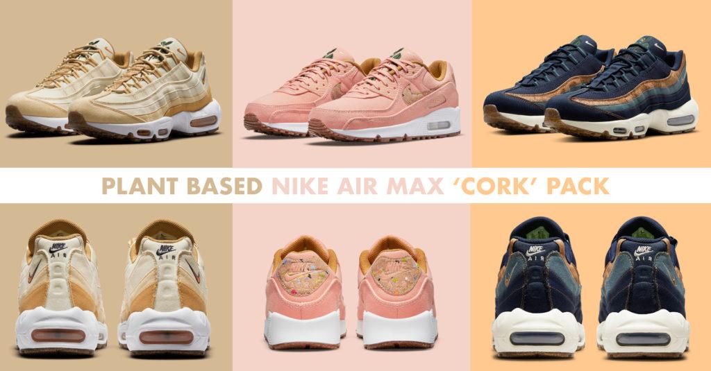 Nike Air Max Cork Pack