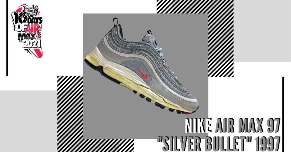 air max 97 silver bullet
