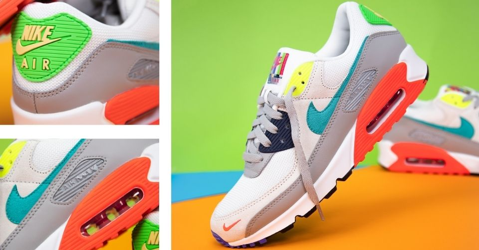 Air Max 90 Evolution of Icons