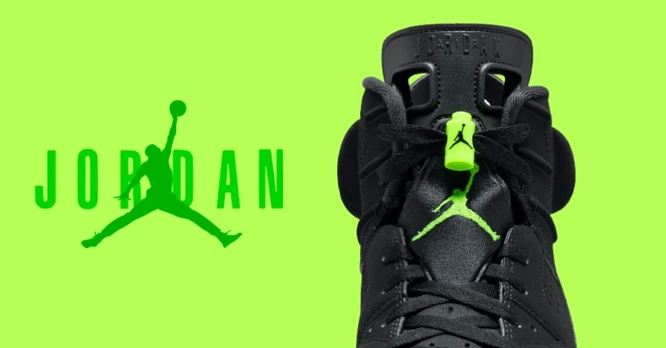 Jordan 6 Electric Green