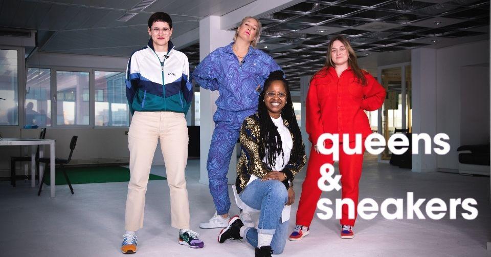 Queens & Sneakers Show