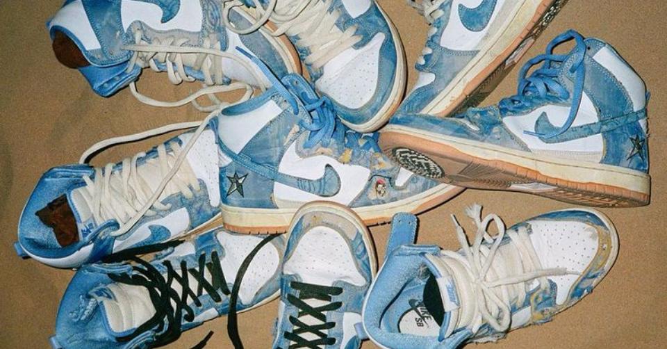 Carpet Company x Nike SB