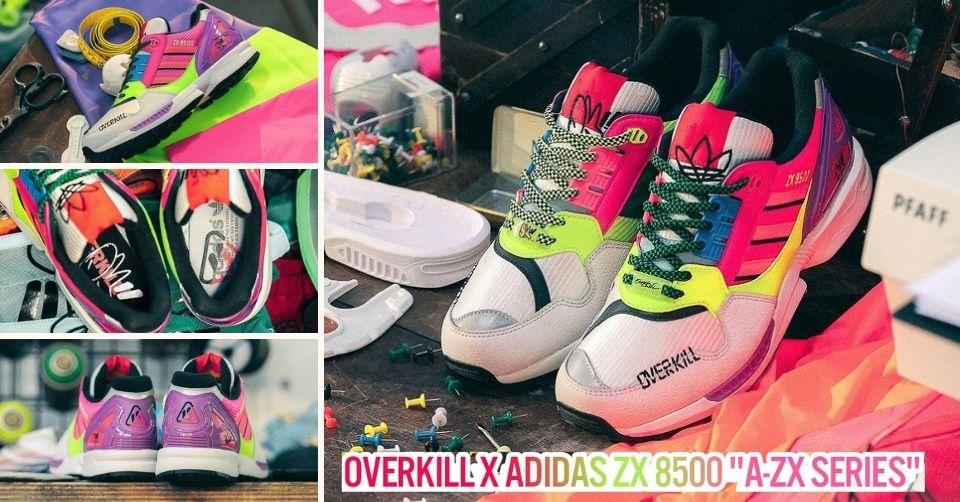 overkill x adidas