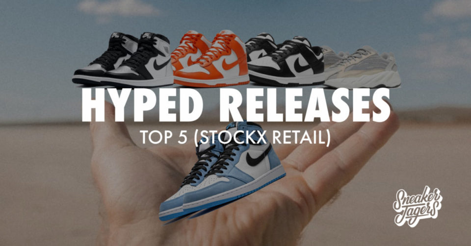 hyped releases sneakerjagers stockx