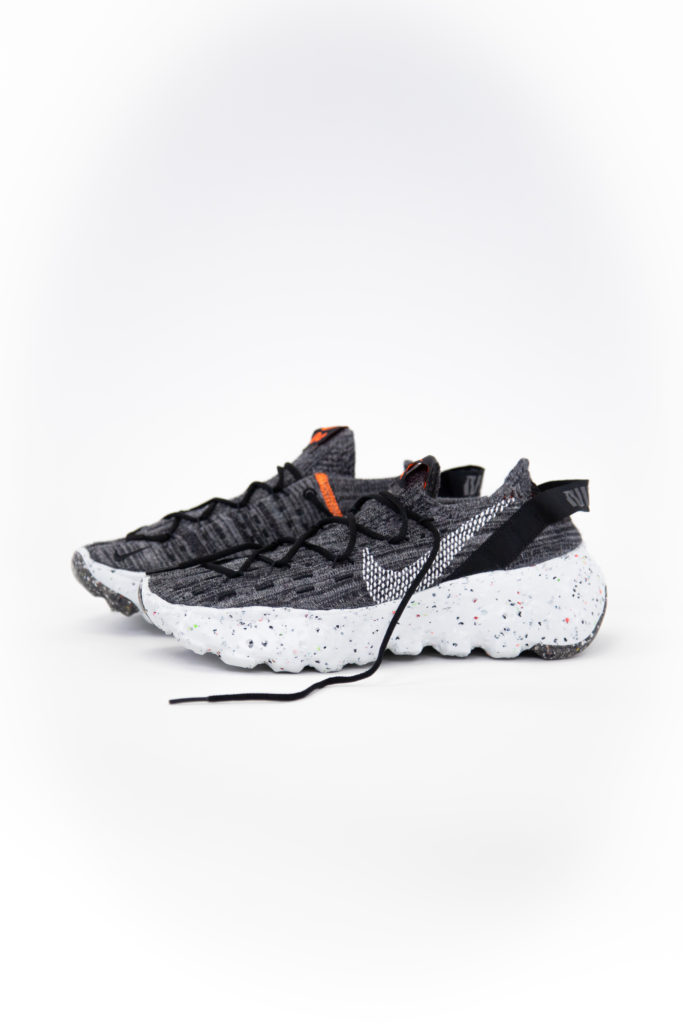 recycled sneakers