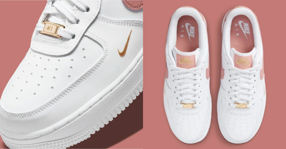 Nike Air Force 1 Low Rust Pink@2x
