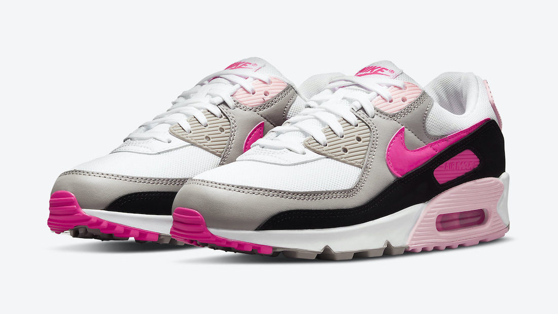Nike Air Max 90 'Pink' Release And Details | Sneakerjagers