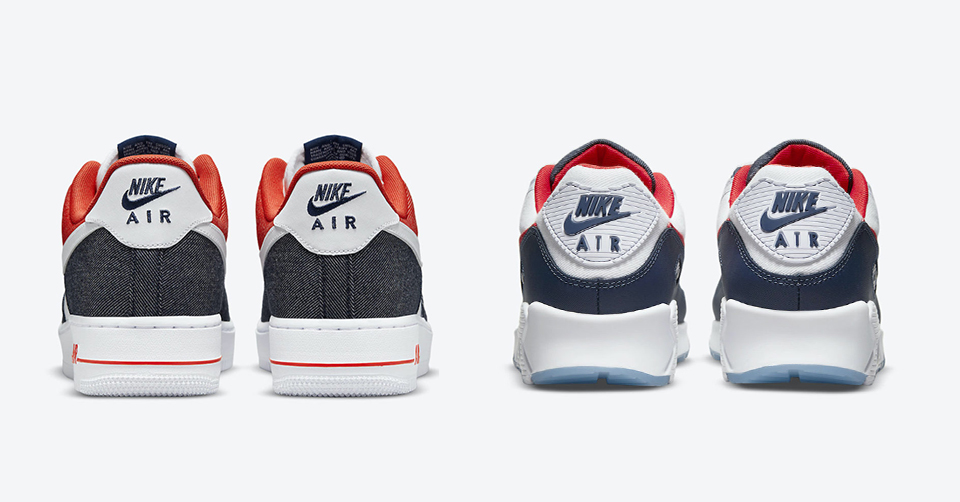 Nike Denim Pack