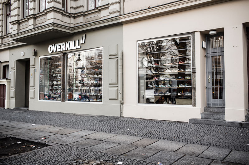 Overkill shop sneakers