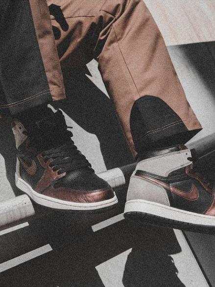Nike Air Jordan 1 High Rust Shadow Patina