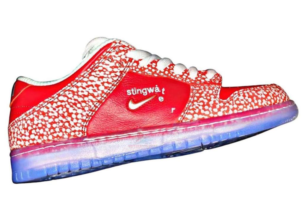 Stingwater x Nike SB Dunk Low