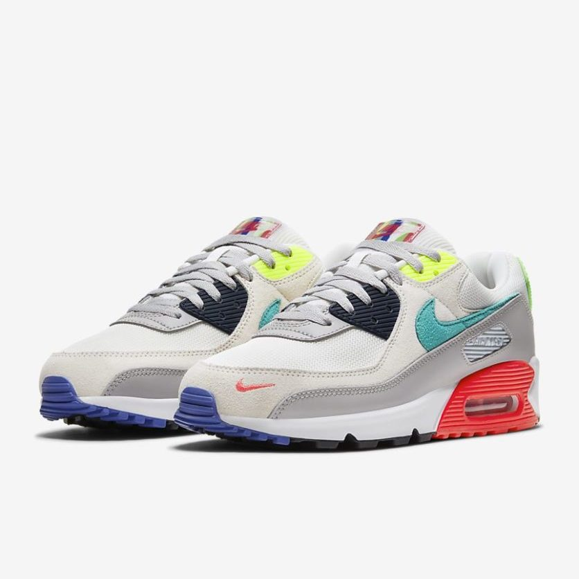 Evolution of Icons AM90